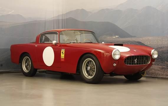 Ferrari 250 GT 3,0 Boano