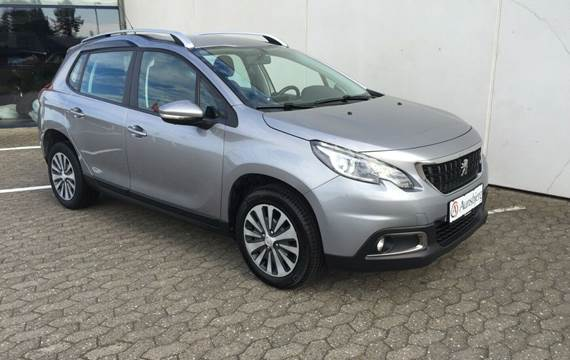 Peugeot 2008 1,6 BlueHDi 100 Active Busin. ETG6