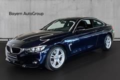 BMW 430i 2,0 Coupé aut.