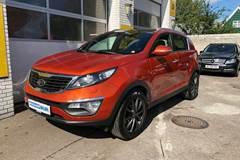 Kia Sportage 1,7 CRDi 115 Exclusive