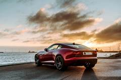 Jaguar F-Type 3,0 S/C Coupé aut.
