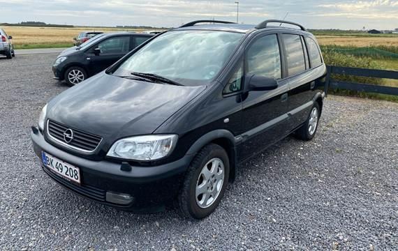 Opel Zafira 1,8 16V Comfort 7prs