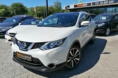 Nissan Qashqai 1,6 dCi 130 Tekna Van