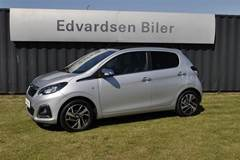 Peugeot 108 1,0 e-Vti Active Top! 69HK 5d