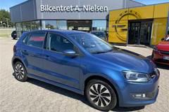VW Polo TSI BM BlueMotion 95HK 5d