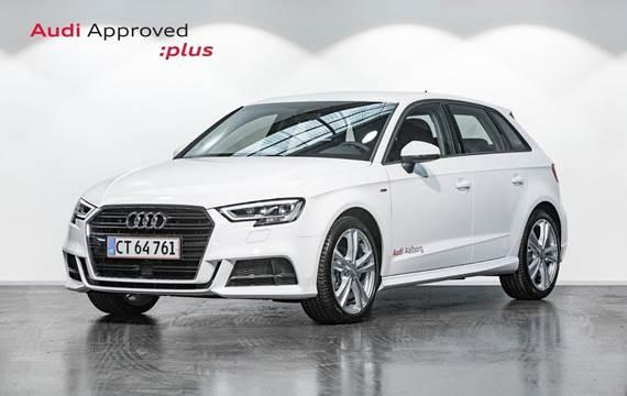 Audi A3 TDi Limited+ SB