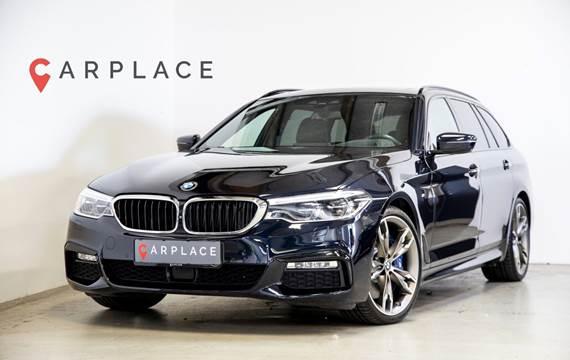 BMW 540i 3,0 Touring M-Sport xDrive aut.
