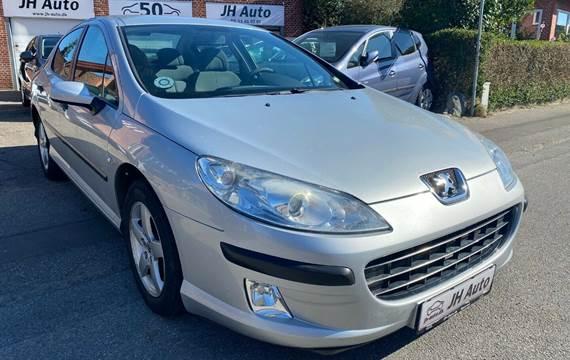 Peugeot 407 2,0 SR aut.