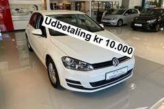 VW Golf VII 1,4 TSi 122 Edition 40 BMT
