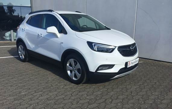 Opel Mokka X 1,6 CDTi 136 Innovation aut.