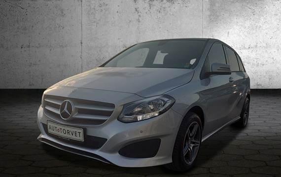 Mercedes B180 1,5 CDi