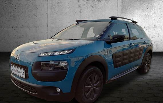 Citroën C4 Cactus 1,6 BlueHDi 100 Feel+