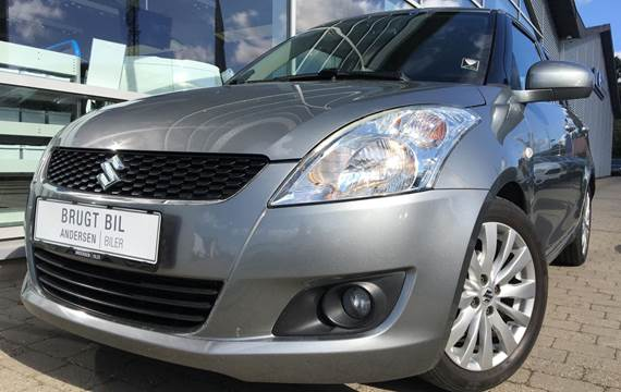 Suzuki Swift 1,2 ECO+ 94HK 5d