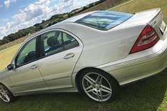 Mercedes C200 Komp. aut. 163HK