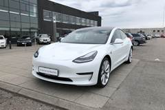 Tesla Model 3 P75 el EL Performance AWD 450HK 5d Aut.