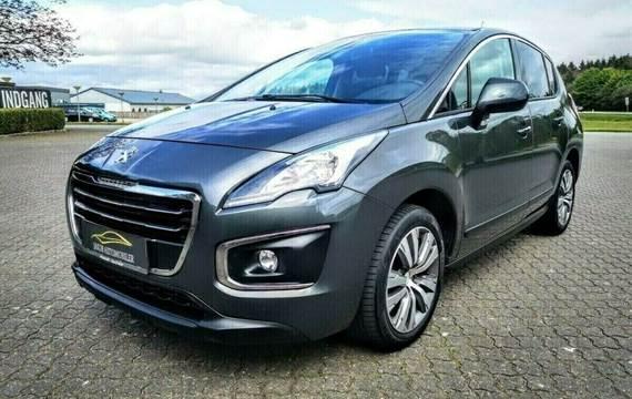 Peugeot 3008 1,6 HDi 114 Motion+