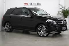 Mercedes GLE350 d 3,0 AMG Line aut. 4-M Van