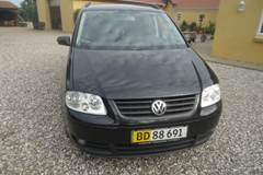VW Touran 1,9 Varebil
