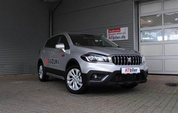 Suzuki S-Cross 1,0 Boosterjet Active  5d