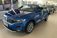 VW T-Roc 1,5 TSi 150 Style Cabriolet DSG