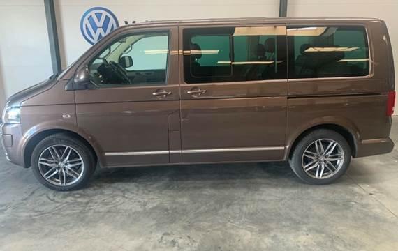 VW Multivan 2,0 TDi 180 Highline DSG kort