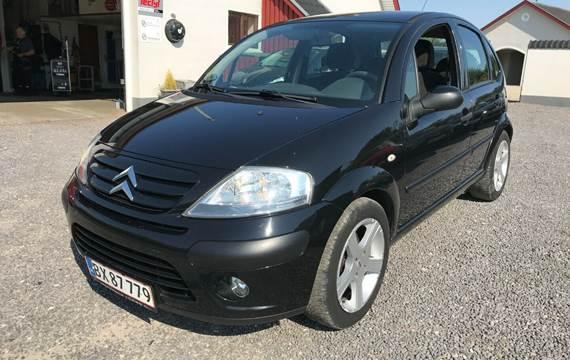 Citroën C3 1,6 HDi