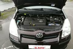 Toyota Corolla Verso 2,2 D-4D 136 Sol 7prs
