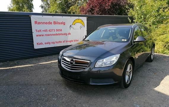 Opel Insignia 1,8 Edition ST