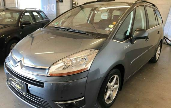 Citroën C4 Picasso 1,6 HDi 110 VTR Pack E6G 7prs