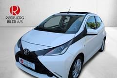 Toyota Aygo 1,0 VVT-i x-wave Sky