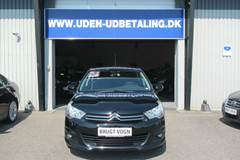 Citroën C4 1,6 HDi 92 Exclusive