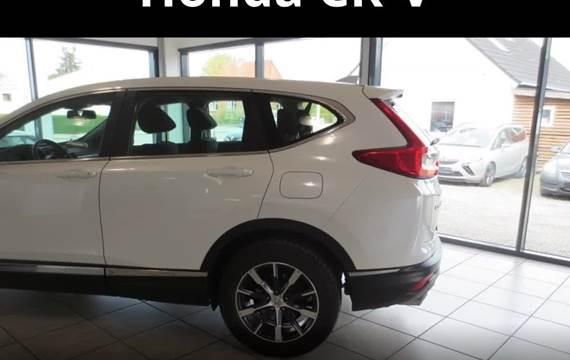 Honda CR-V 1,5 VTEC Turbo Elegance CVT AWD