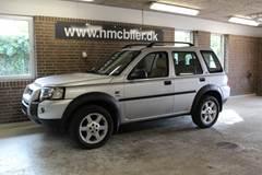 Land Rover Freelander 2,0 Di Hardback