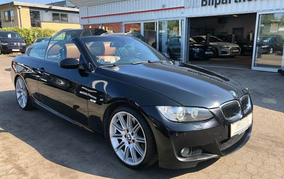 BMW 330d 3,0 Cabriolet Steptr.