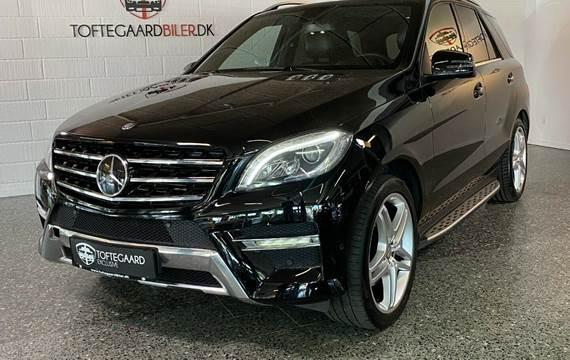 Mercedes ML350 3,0 BlueTEC AMG Line aut. 4-M