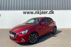 Mazda 2 Skyactiv-G Optimum 115HK 5d