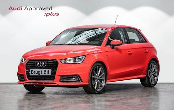 Audi A1 1,6 TDi 116 SB