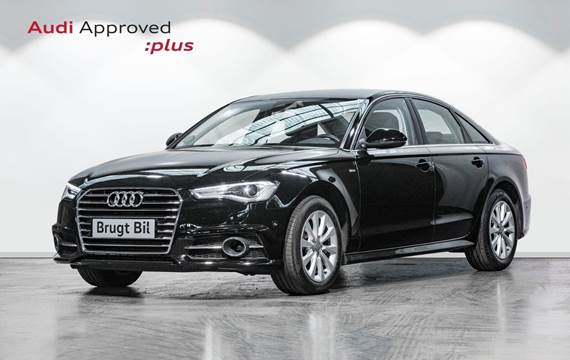 Audi A6 1,8 TFSi 190 Ultra S-line S-tr.