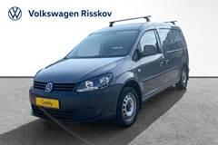 VW Caddy Maxi 2,0 TDi 170 DSG Van