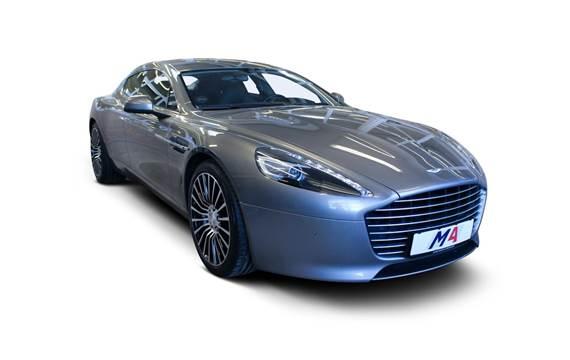 Aston Martin Rapide S 6,0 aut.