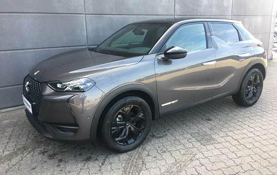 DS DS 3 CrossBack 1,5 BlueHDi 100 Performance Line