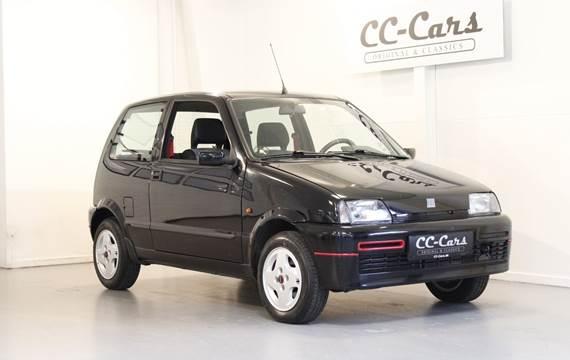 Fiat Cinquecento 1,1 Sporting