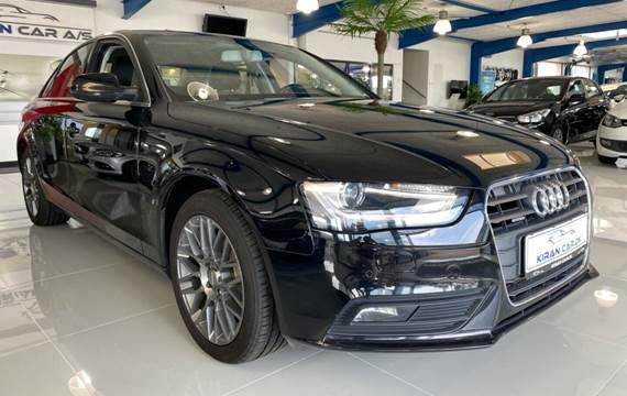 Audi A4 2,0 TDi 177 quattro