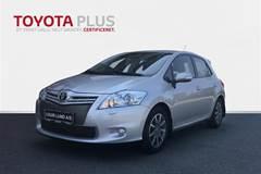 Toyota Auris 1,6 Valvematic T2  5d 6g