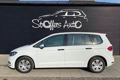 VW Touran 1,6 TDi 110 Trendline Van