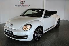 VW The Beetle 2,0 TSi Sport Cabriolet DSG