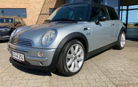 Mini Cooper 1,6 aut.