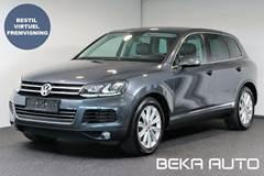 VW Touareg 3,0 V6 TDi Tiptr. 4M BMT Van