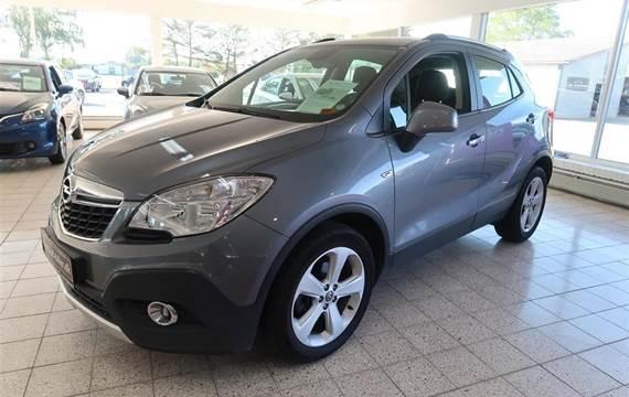 Opel Mokka 1,7 CDTI Enjoy Start/Stop  5d 6g