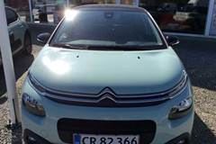 Citroën C3 1.5 BlueHDi 100 Triumph 1.5 BlueHDi 100 5D